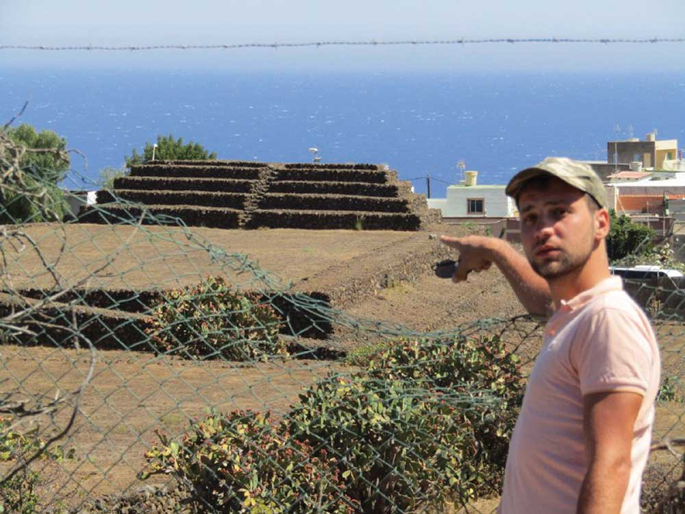 Канарские пирамиды: загадка исчезнувшей цивилизации