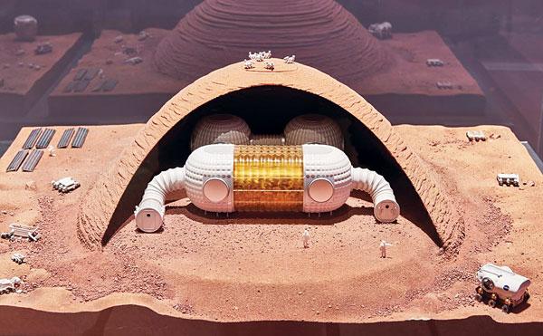 Переезд на Марс