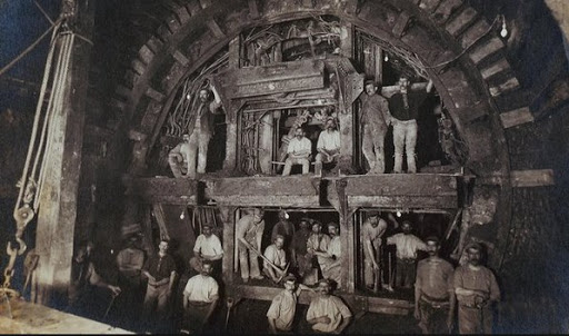 Подземные технологии: Made in London