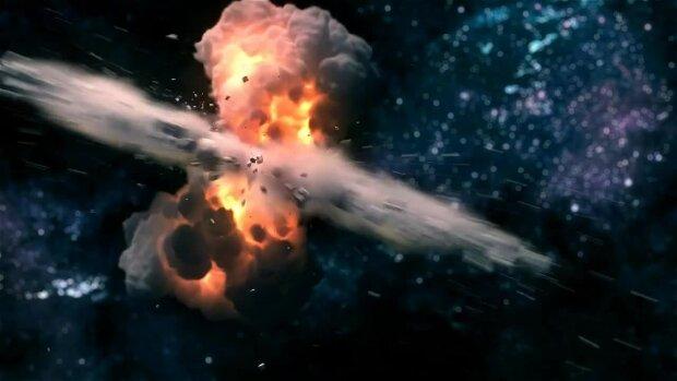 Эхо Змееносца: как взрываются галактики