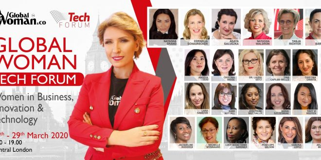 Global Woman Virtual Tech Forum