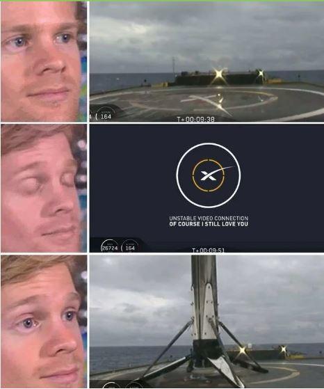 Космический батут: Илон Маск отправил астронавтов к МКС