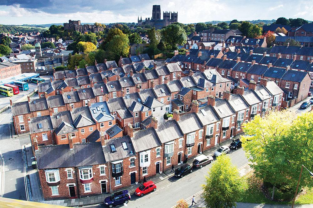 недорогое жилье в англии