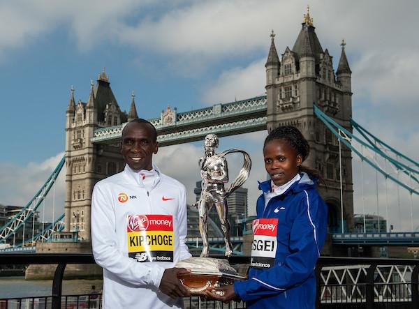 40-й Лондонский марафон пройдет в воскресенье 4 октября
