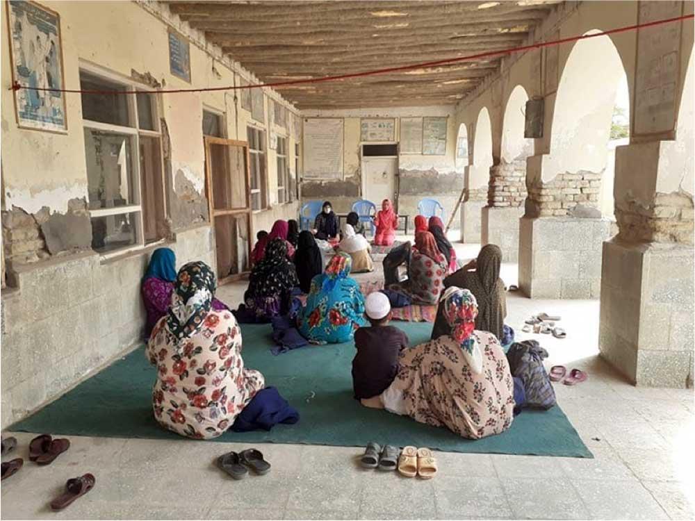 Поддержка уязвимых женщин в период пандемии
