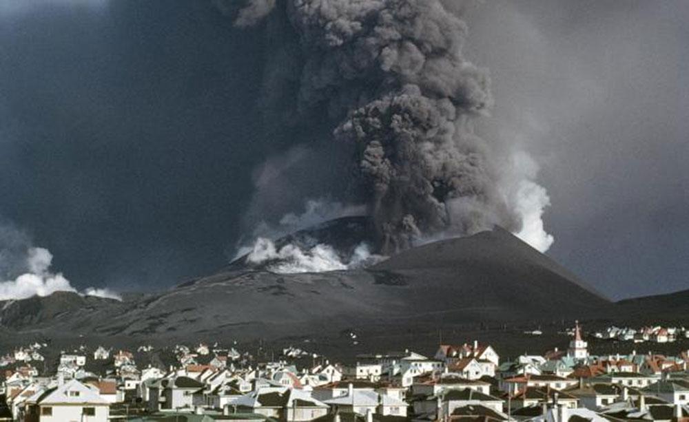 Когда задымит Исландия?