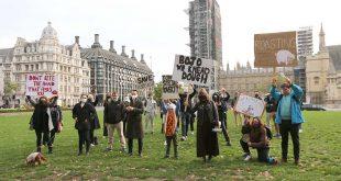 Бунт в парламенте