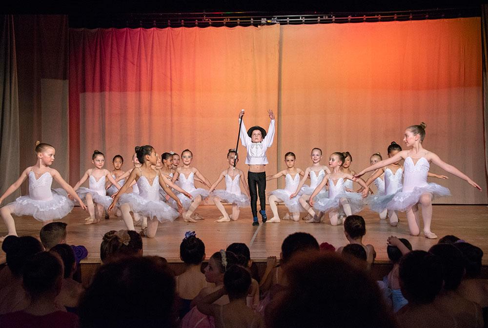 Школа русского балета в Лондоне, где гордятся выпускниками