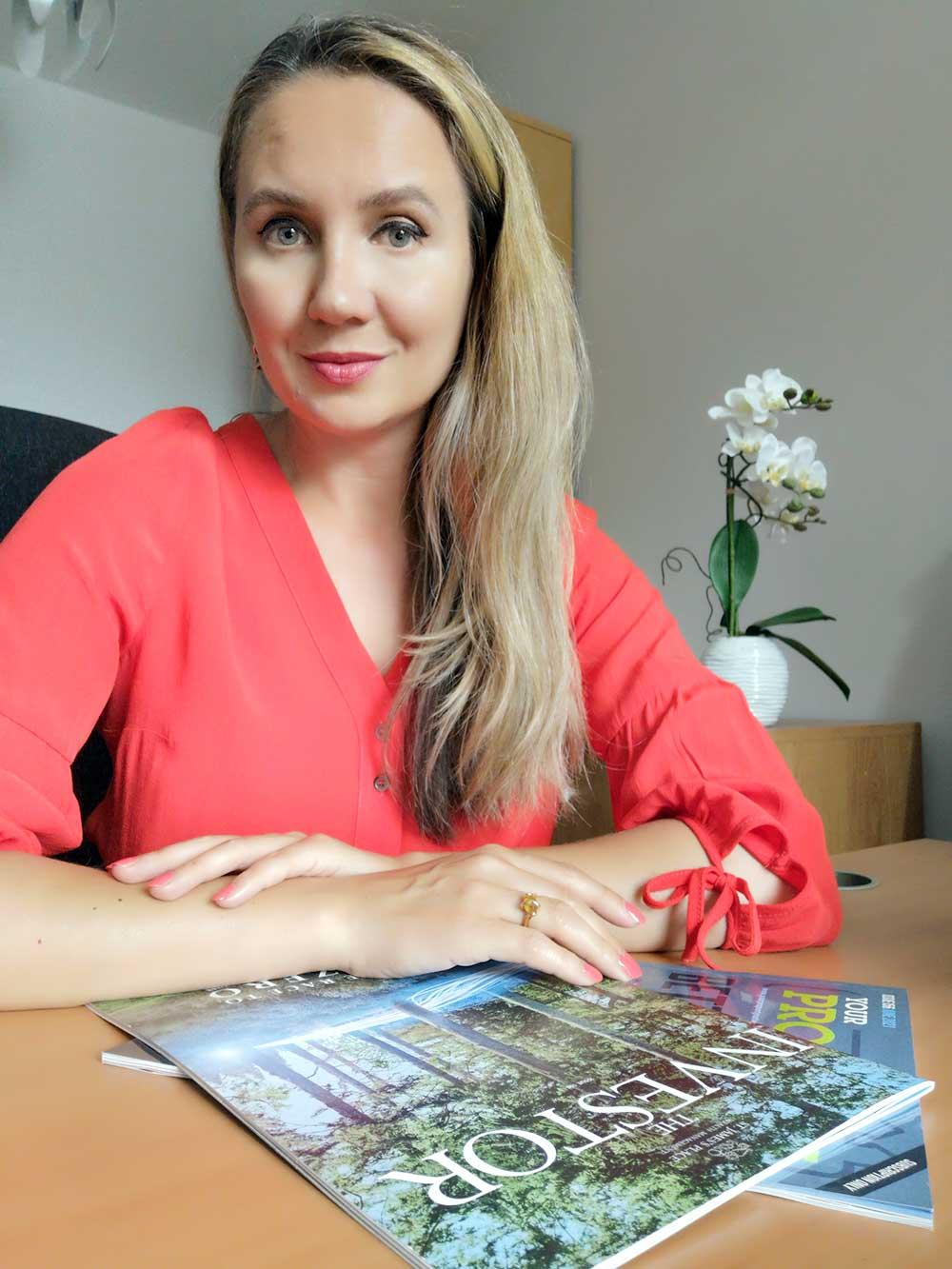 Анна Олсен: воплощайте свои мечты, или будете вынуждены воплощать чужие