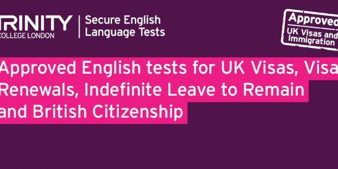 Экзамены на знание английского в центре, аккредитованном UK Visa and Immigration