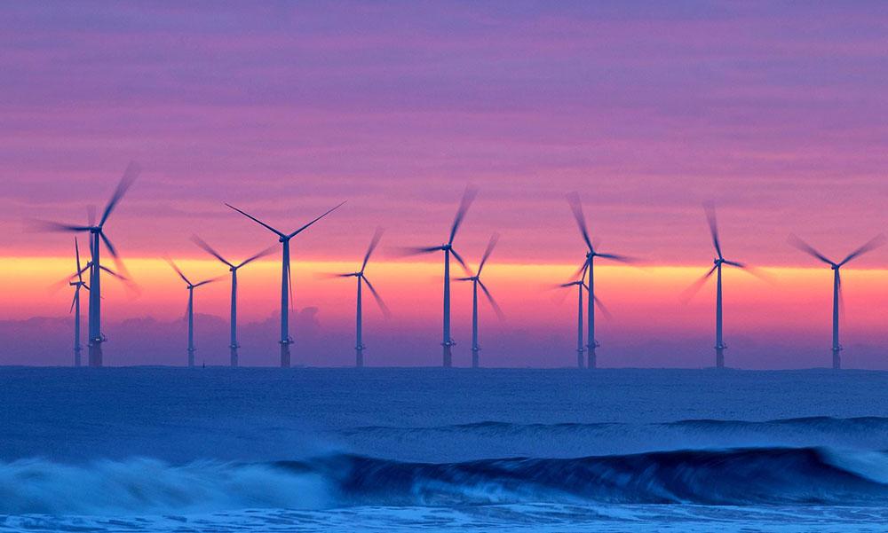Ветро-электростанции Eё величества