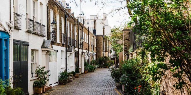 Дефицит недвижимости в Великобритании – спрос на жилье вырос на 20%