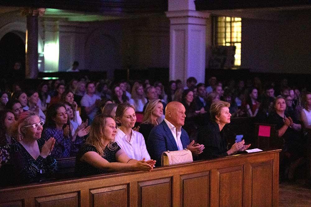 Вера Полозкова и Александр Маноцков открыли сезон благотворительных мероприятий в честь десятилетия Gift of Life