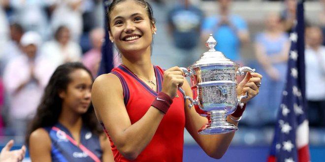 Новости спорта: триумф британского и российского тенниса на US Open
