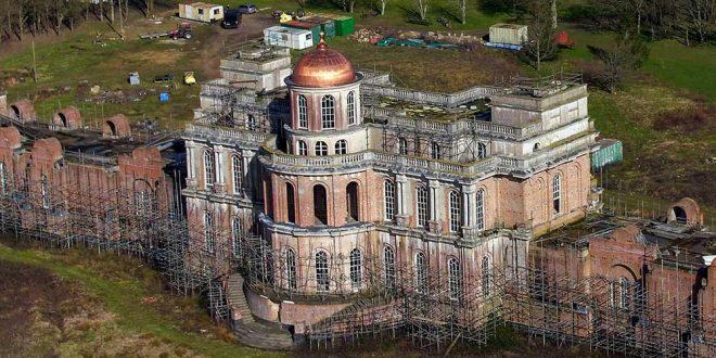 Секреты призрачного дворца в Сассексе